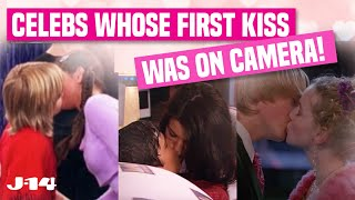 Celebs Whose First Kiss Was on Camera: Selena Gomez, Dylan Sprouse, and More!