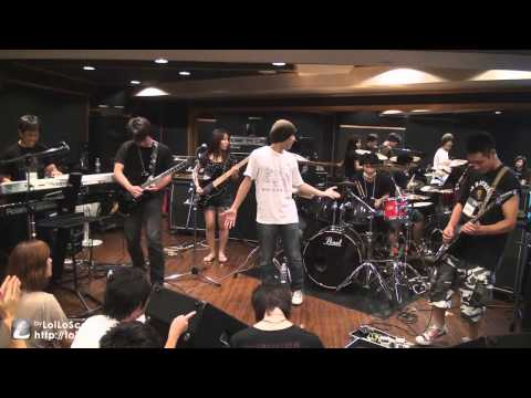 Black Diamond - STRATOVARIUS Cover Session 2010/08/15【音ココ♪】