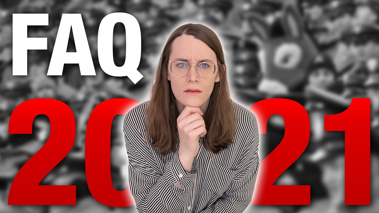J'ai la réponse à 96% de vos questions [FAQ 2021]