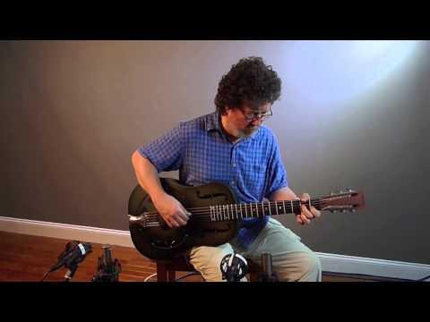 New National NRP-B 12 Fret SteelSteel at Dream Guitars