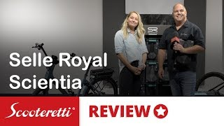 Selle Royal Scientia Bicycle Saddle Review