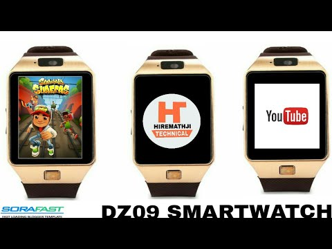 Apps For Dz09 SmartWatch | Download Now | .vxp Apps