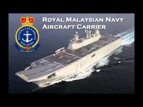 Malaysian Navy (Aircraft Carrier)