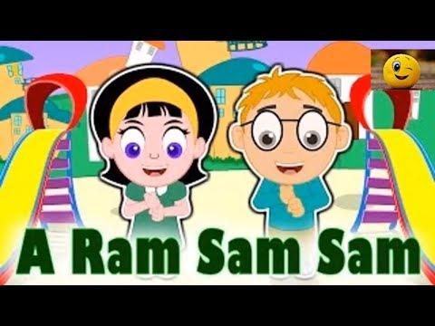 A Ram Sam Sam Song ♫ Dance Songs for Children -Bebek Şarkıları - Kids Songs Nursery Rhymes