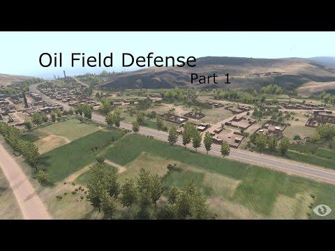 Arma 3: Oil Field Defense (Part 1)