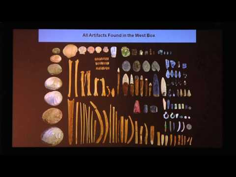 November 2012 From Shore to Sea Lecture: Cave and Artifacts Found on San Nicolas Island