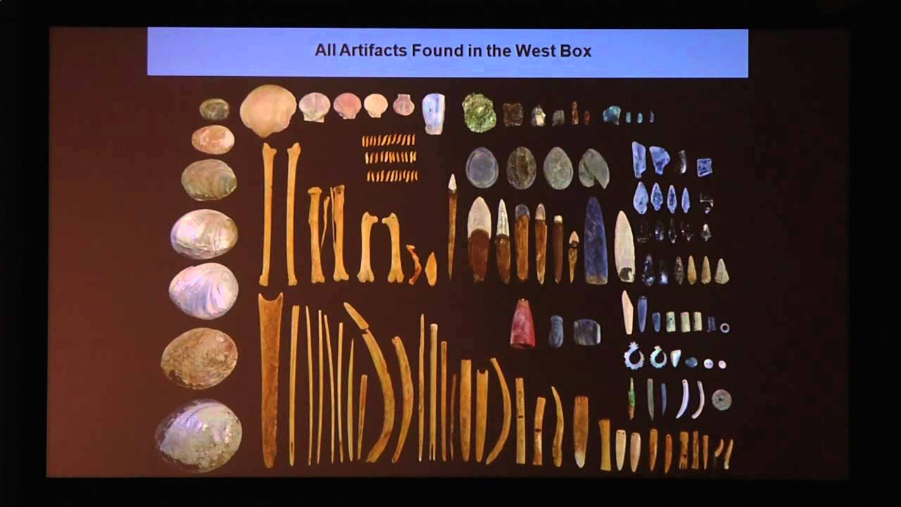 November 2012 From S To Sea Lecture Cave And Artifacts Found On San Nicolas Island