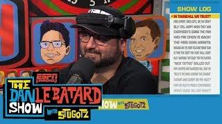 Were Derek Jeter, Cal Ripken and Nolan Ryan overrated? | The Dan Le Batard Show | ESPN
