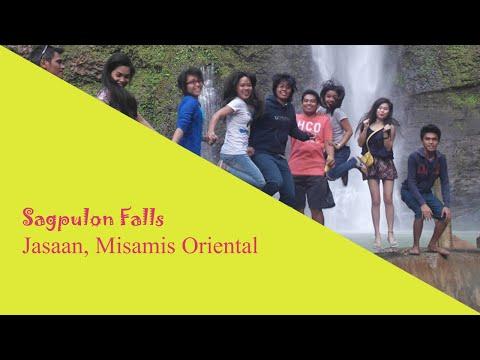 Going to Sagpulon Falls in Jasaan
