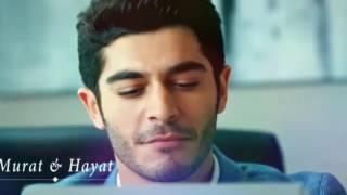 Murat and Hayat romantic song pyar manga hai tumhe se