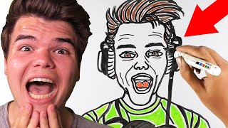 Download Reacting To DRAW MY LIFE! (Jelly) Mp3 and Videos