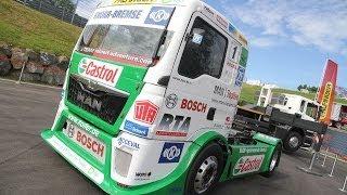 Truck Race Trophy 2014 Trailer - Spielberg- LKW-Thorsten
