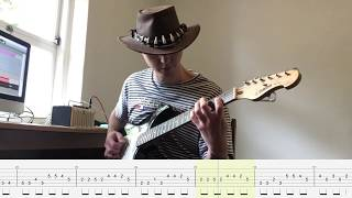 Muse - Pressure (Guitar Cover + Tab)