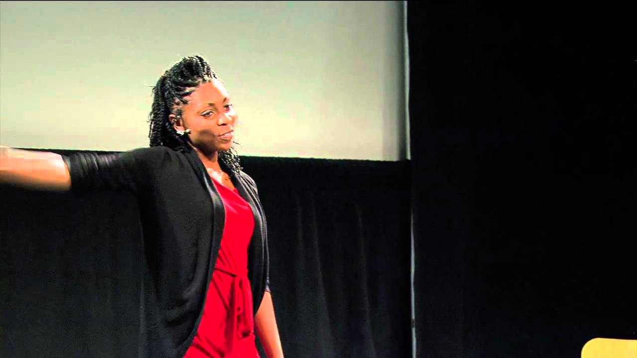 TEDxColumbus 2011 - Barb Fant - Performance Poet