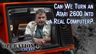 Can We Turn An Atari 2600 Into A Real Computer