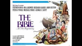 THE BIBLE 1966 - CREATION OF ADAM - TOSHIRO MAYUZUMI