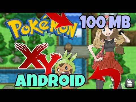 (100Mb)How To Download And Play Pokemon XY Just (100Mb) For Android (Highly Compressed)