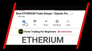 ETHEREUM CRYPTO MARKET TRADE SETUPS & SIGNALS For 21st Jan 2020