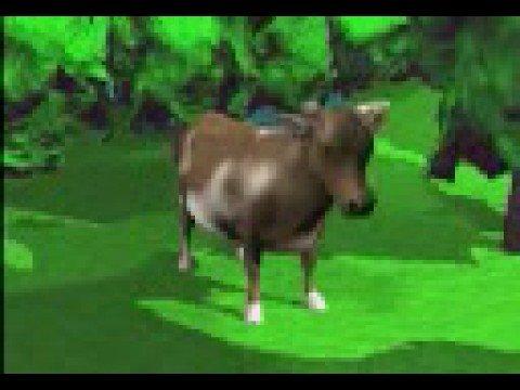 Анекдот про корову, Самые смешные анекдоты на