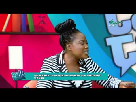 Talk Talk - Police Brutality In Lagos Pt.3 | Wazobia TV
