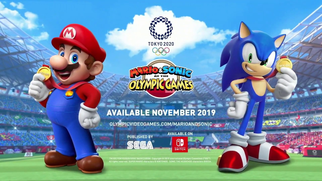 All E3 2020 Games.Mario Sonic At The Tokyo 2020 Olympic Games Gameplay Trailer E3 Nintendo Direct
