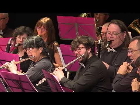 Ensemble Kiosque à Musique d'Avignon.  The symphonic Gershwin
