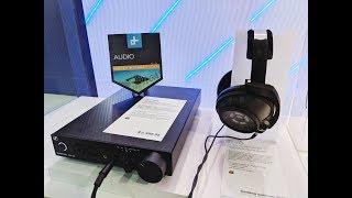 Sennheiser HD 820: $5000 Headphone Setup at CES!