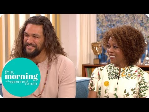 Jason Momoa and Alfre Woodard on Apple's First TV Series 'See' | This Morning