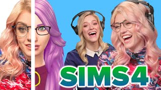 Katherine McNamara Controls Her Life In The Sims 4