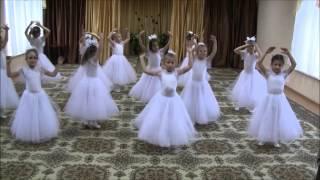 ГБОУ Школа 1371 сп №3 дошкольное отделение 1511 Вальс цветов  анс