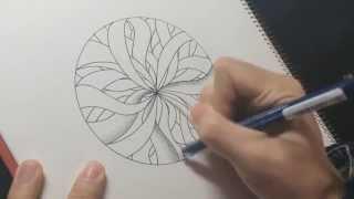 shading shade drawing zentangle