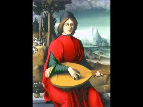 D'un extrême regret (J. Arcadelt, c.1550), renaissance madrigal on mandolins