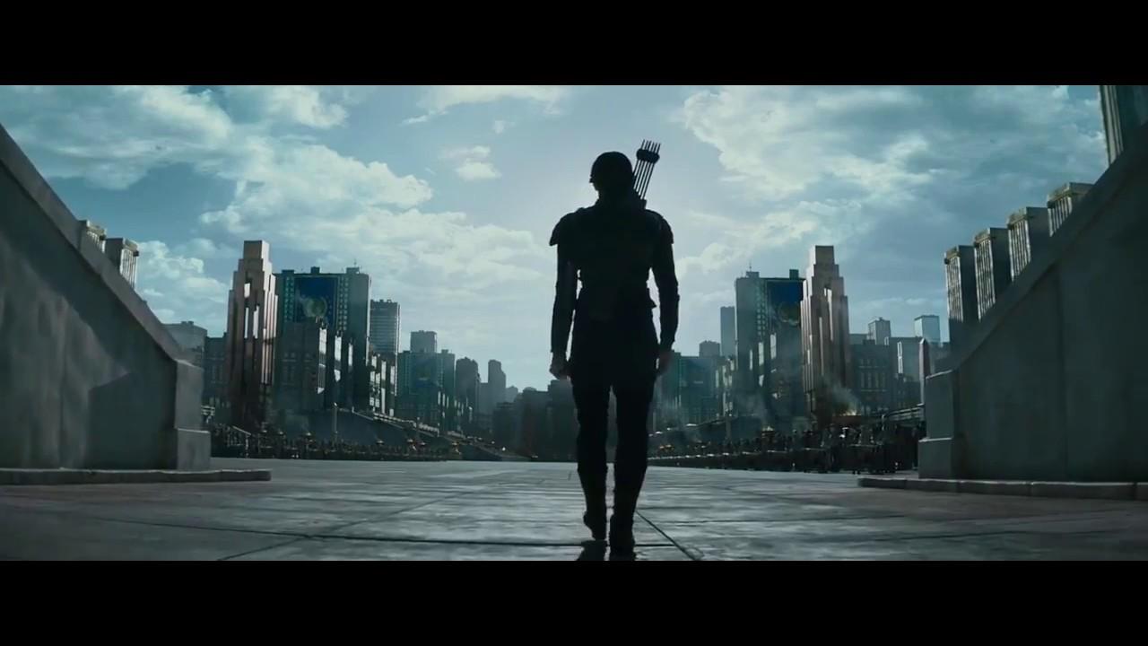 Mockingjay Part 2- Snows Execution- Coins Death Scene HD - YouTube