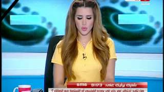 شيما صابر تعرض تعليق جماهير الفيس بوك علي احتراف عمر جابر ام الاستمرار مع الزمالك