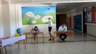Жартівливе привітання учнів до Дня Вчителя! |Школа 'ТРЕМБІТА'