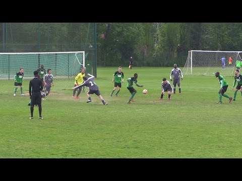 Highgate Albion 3rds v. Edmonton Rovers (23.4.17)
