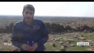 قوات النظام تحاول إطباق الحصار على بلدة محجة