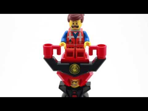 The Lego Movie Lord Business' Evil Lair (70809) - Review