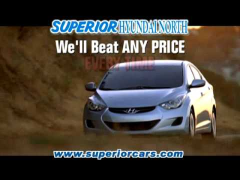 Superior Hyundai North >> Superior Hyundai North Big Foot Is Back Youtube