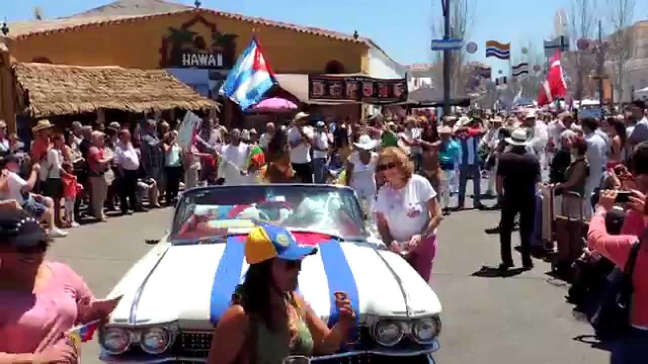 Feria De Los Pueblos or Around the World in 5 Days 42