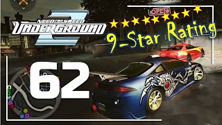 Need For Speed Underground 2: Ep 62_9 Star Rating [HD Let's Play]