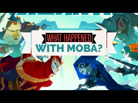 So What Happened To MOBA Games? | SKYLENT