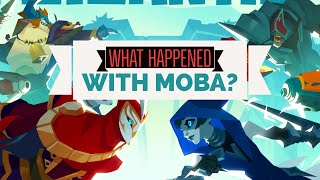So What Happened T๐ MOBA Games? | SKYLENT