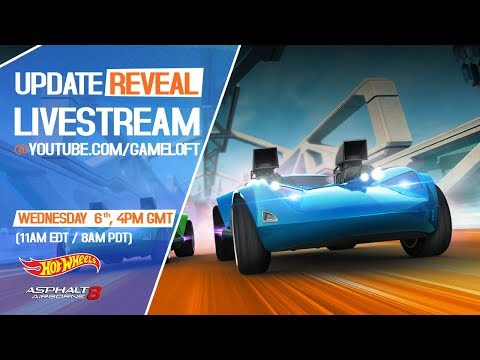 ASPHALT 8: AIRBORNE – Update 24 EXCLUSIVE Preview