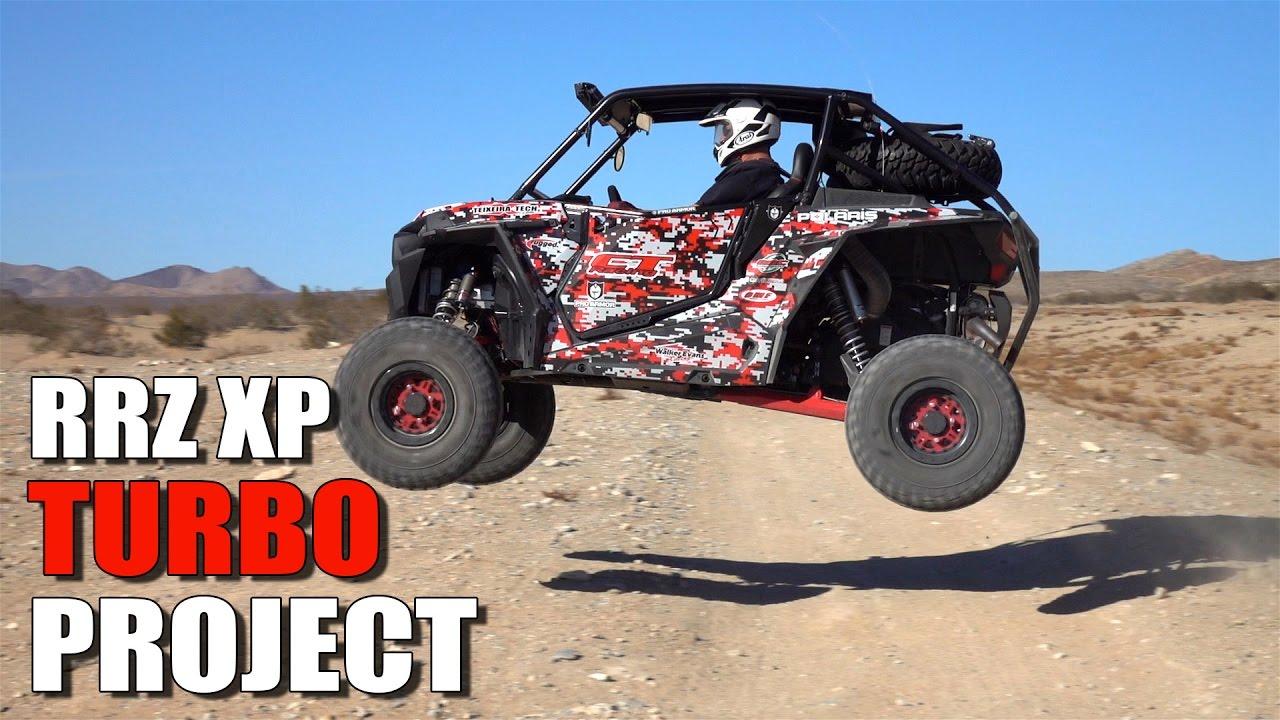 Polaris RZR XP Turbo Upgrade Project, Watch out Maverick X3
