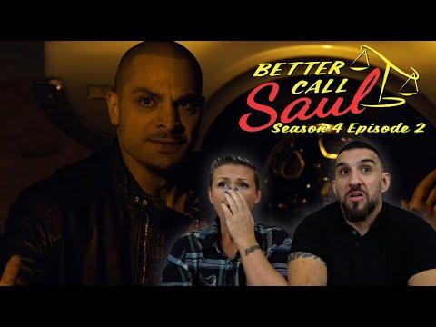 Better Call Saul Season 4 Episode 2 'Breathe' REACTION!!