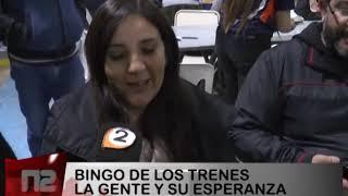 EL BINGO DE LOS TRENES