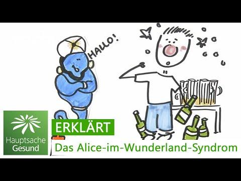 Das Alice Im Wunderland Syndrom Hauptsache Gesund M