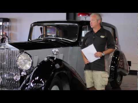 1937 Rolls-Royce Phantom III 3CM65 Sedan For Sale