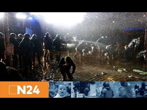 Wieder Straßenschlacht in Hamburg: So will die Politik jetzt reagieren